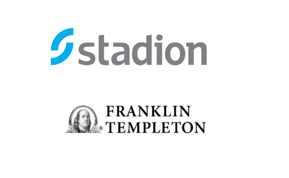 FRANKLIN TEMPLETON PARTNERS WITH STADION TECHNOLOGY